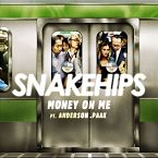 Snakehips - Money On Me ft. Anderson .Paak Artwork