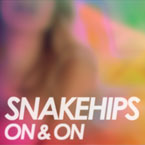 Snakehips ft. George Maple - On & On Artwork