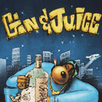 Snoop Dogg - Gin & Juice Artwork