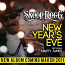 Snoop Dogg ft. Marty James - New Year's Eve Artwork
