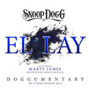 Snoop Dogg ft. Marty James - El Lay Artwork