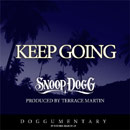 Snoop Dogg - Keep Going Artwork