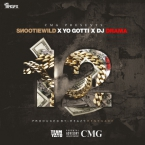 Snootie Wild - 12 ft. Yo Gotti & DJ Drama Artwork