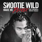 Snootie Wild ft. K Camp, Jeremih & Boosie Badazz - Made Me (Remix) Artwork