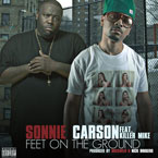 Sonnie Carson ft. Killer Mike - Feet on the Ground Artwork
