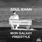 Soul Khan - Iron Galaxy [Freestyle] Artwork