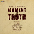 Spectac & Shakim ft. Skyzoo, Warren Wint, Sha Stimuli & Señor Kaos - Moment of Truth Artwork