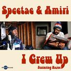Spectac & Amiri ft. Najee - I Grew Up Artwork