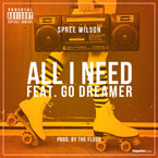Spree Wilson ft. Go Dreamer - All I Need Artwork