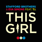Stafford Brothers ft. Eva Simmons & T.I. - This Girl Artwork