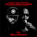 Stalley ft. Rick Ross - Everything A Dope Boy Ever Wanted Artwork