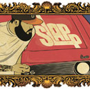 Stalley ft. Rashad - Slapp Artwork