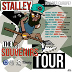 Stalley - Souvenirs ft. S.T. 2 Lettaz Artwork