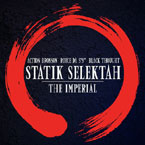 "Statik Selektah ft. Action Bronson, Royce Da 5'9"" & Black Thought - The Imperial Artwork"