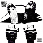 Statik KXNG (Statik Selektah x KXNG CROOKED) - Dead Or In Jail ft. Jessica Quintero Artwork
