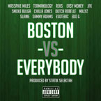 Statik Selektah ft. Various - Boston vs. Everybody Artwork
