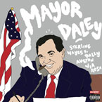 Sterling Hayes ft. Dally Auston & Via Rosa - Mayor Daley Artwork