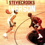 Stevie Crooks - Iverson Artwork