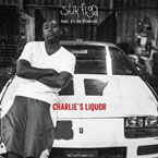 Stik Figa ft. Irv da Phenom - Charlie's Liquor Artwork