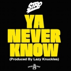 Stro - Ya Never Know Artwork