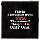 STS - Only One [Freestyle] Artwork