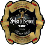 Styles of Beyond ft. Michael Bublé - Damn Artwork