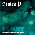 Styles P ft. Jadakiss - Red Eye Artwork