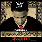 Substantial ft. Kenn Starr & Kokayi - Grateful Artwork