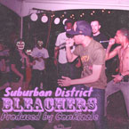 Suburban District - Bleachers Artwork