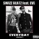 Swizz Beatz ft. Eve - Everyday (Coolin') Artwork