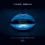 Sy Ari Da Kid - Priorities ft. Bryson Tiller Artwork