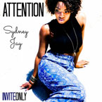 Sydney Jay - Attention Artwork