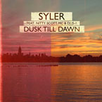 Syler ft. DJ JS-1 & Nitty Scott, MC - Dusk Till Dawn Artwork