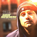 Syler ft. Skyzoo & Lydia Caesar - Goin' Nowhere Artwork