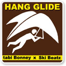 tabi Bonney - Hang Glide Artwork