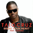 Taio Cruz ft. Ludacris - Break Your Heart (Remix) Artwork