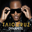 Taio Cruz - Dynamite Artwork