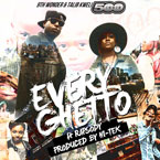 Talib Kweli & 9th Wonder - Every Ghetto ft. Rapsody Artwork