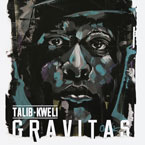 Talib Kweli - The Wormhole Artwork