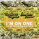 Talib Kweli ft. Cyhi Da Prynce - I'm on One (Remix) Artwork