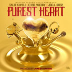 Talib Kweli ft. Chris Webby & Joell Ortiz - Purest Heart Artwork