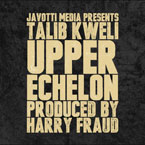 Talib Kweli - Upper Echelon Artwork