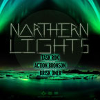 Task Rok ft. Action Bronson - Northern Lights Artwork