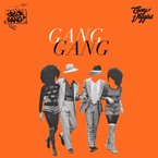 Taylor Gang (Wiz Khalifa x Chevy Woods x Tuki Carter) - Gang Gang ft. Casey Veggies Artwork