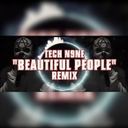 Tech N9ne - Beautiful People (Remix) Artwork