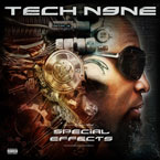Tech N9ne - Dyin' Flyin' Artwork