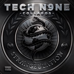 Tech N9ne ft. Ryan Bradley - Over It Artwork