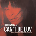 Teedra Moses - Can't Be Luv Artwork