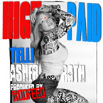 Telli ft. Asher Roth - High and Paid Artwork