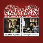 Terrace Martin ft. Preston Harris - All Year Artwork